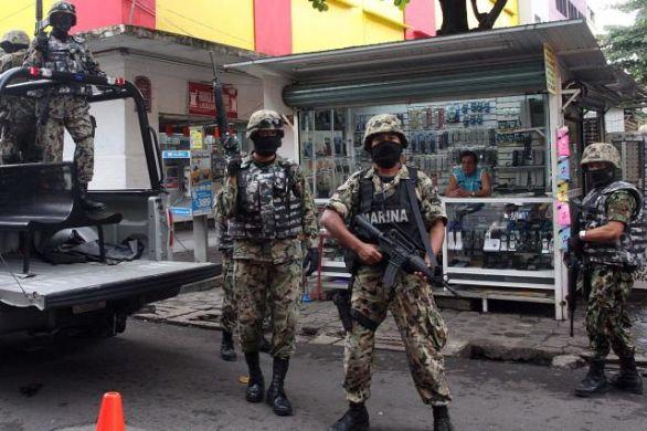 Mexicka armáda