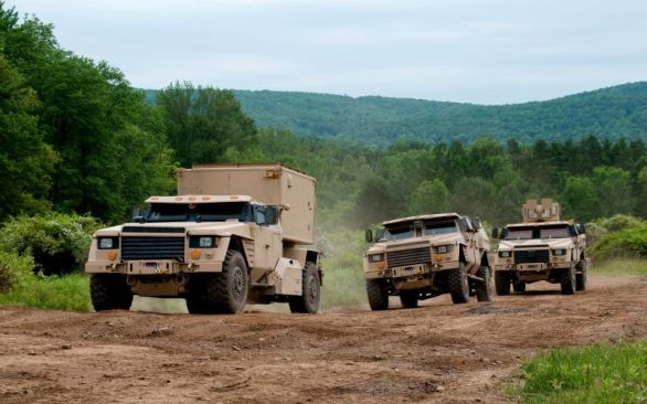 Lockheed Martin, BAE Systems Land & Armaments JLTV