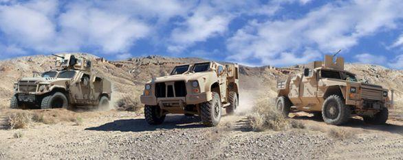 JLTV (Joint Light Tactical Vehicle)
