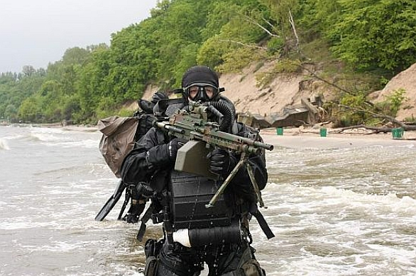 Polské speciální jednotky