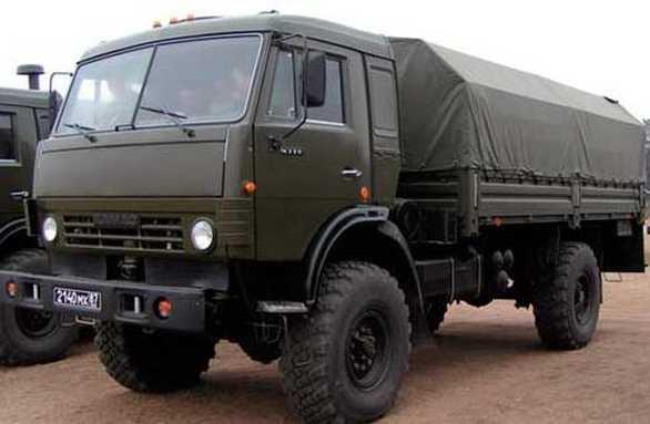 Kamaz-4350