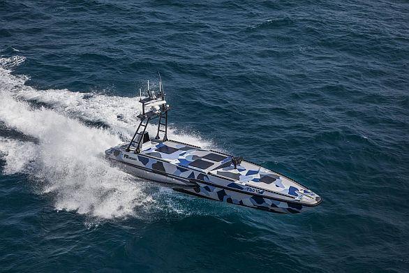 Izraelská loď Katana
