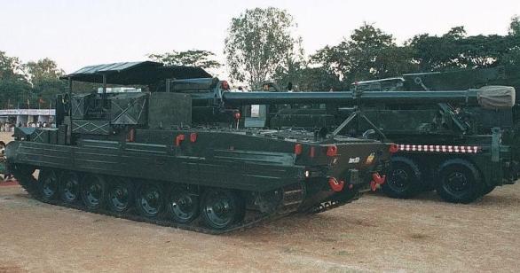 Foto: Vozidlo Catapult Mk.I z výzbroje indické armády. / DRDO