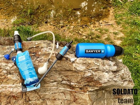 Vodní filtry Sawyer