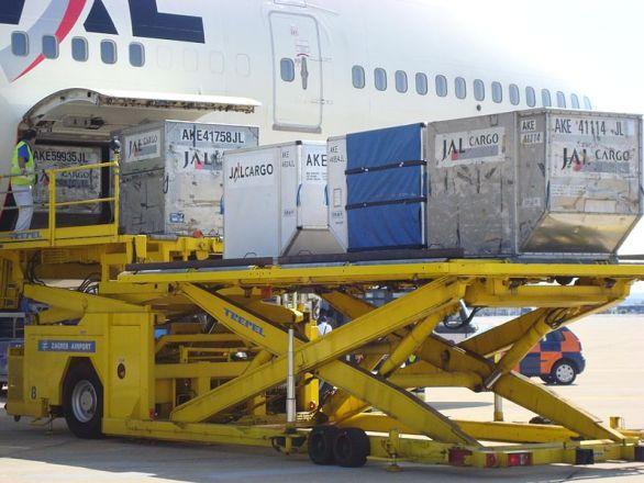 Foto: Letecké kontejnery Unit Load Devices. / Volné díloFoto: Letecké kontejnery Unit Load Devices. / Volné dílo