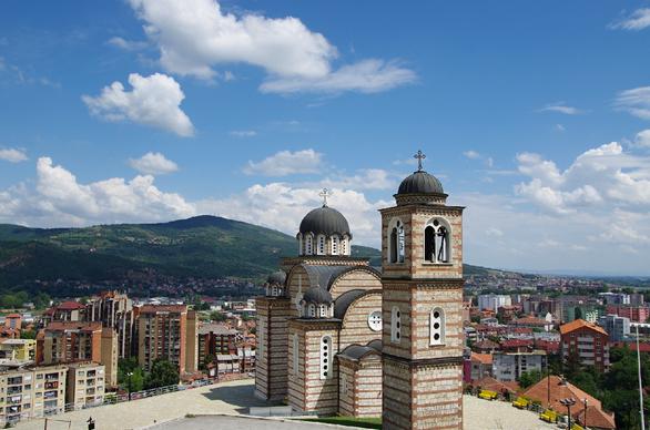 Kosovo, Albánie
