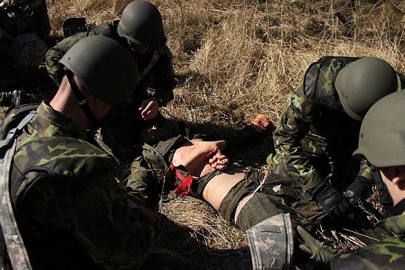 CLS – Combat Life Saver