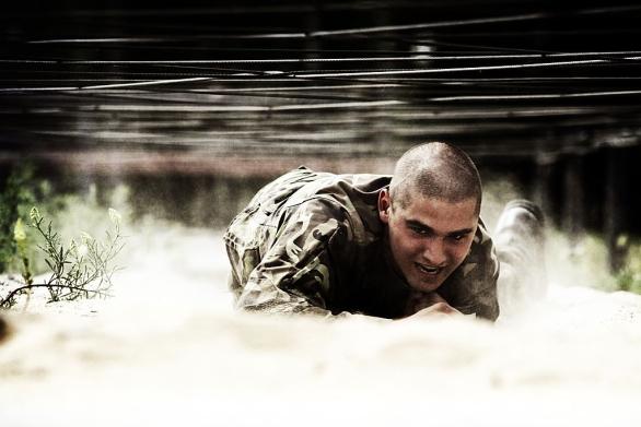 Armádní výcvik