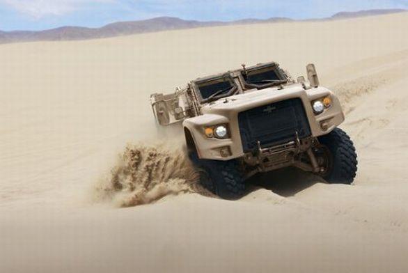 Vozidlo L-ATV