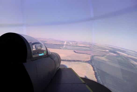 Trenažér letounu TL-159