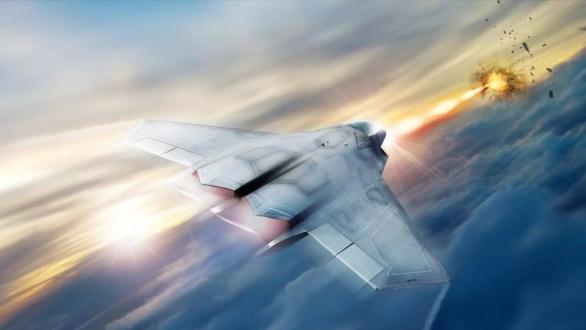 Foto: Laserové zbraně jsou realita; ilustrační foto / Lockheed Martin