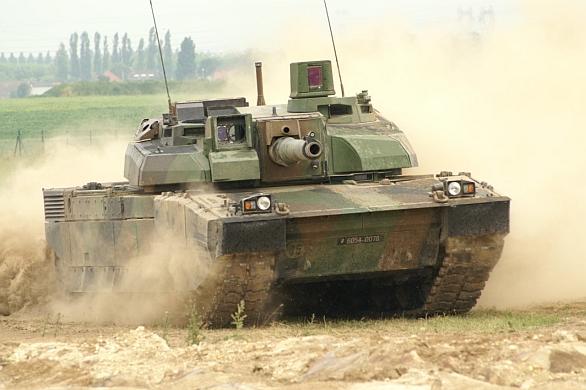 Foto: Francouzský tank Leclerc. / Daniel Steger, CC BY-SA 2.5
