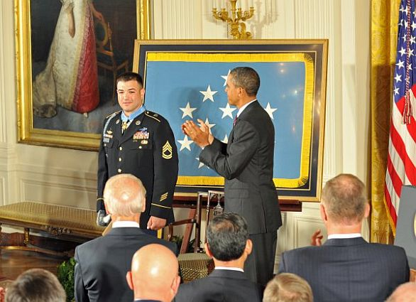 Medal of Honor: Leroy Petry