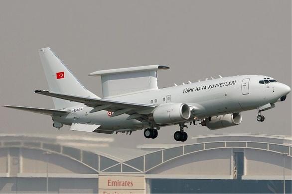 Boeing 737 AWACS
