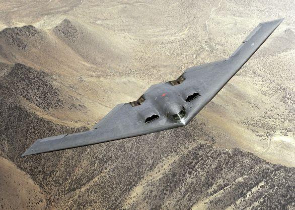 nástupce B-2 Spirit