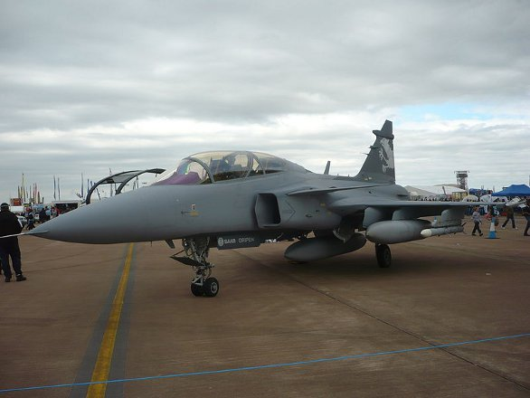 JAS-39 Gripen NG