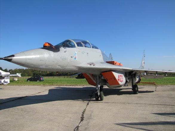 polský MiG-29