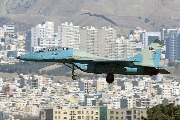 íránský MIG-29