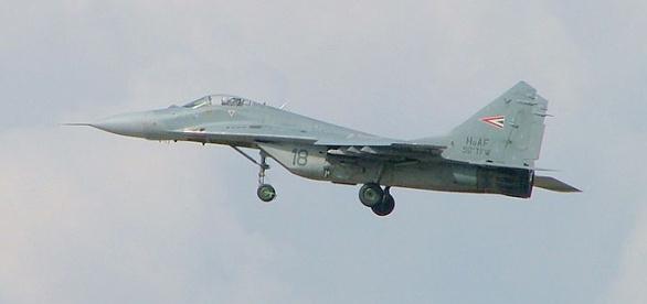 maďarský MiG-29