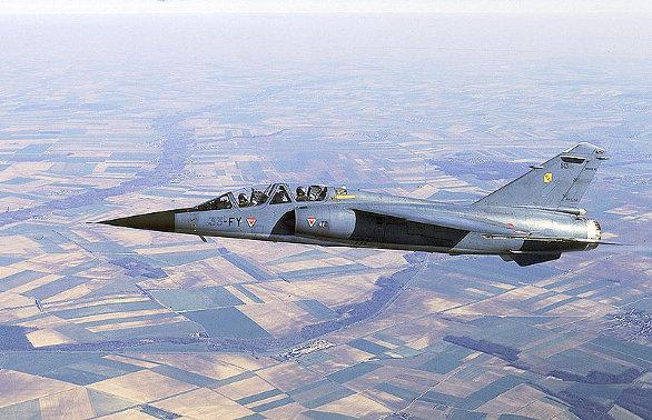 íránský Mirage F1