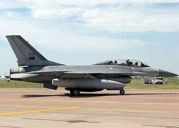 Portugalská F-16