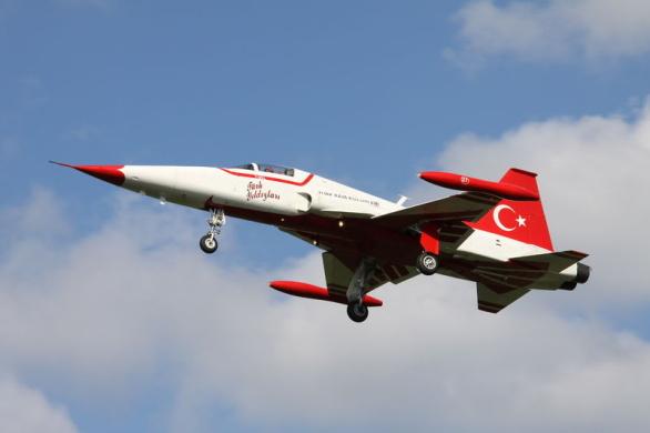 turecký F-5