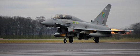 Eurofigher Typhoon