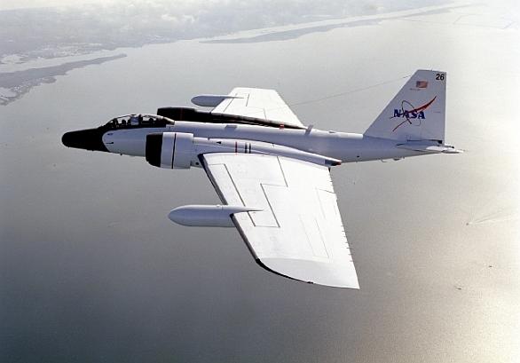 Foto: WB-57 / NASA