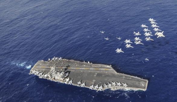 Foto: USS Nimitz (CVN-68) / Public Domain