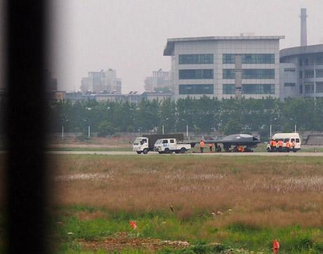 Čínský bezpilotní letoun Lijian