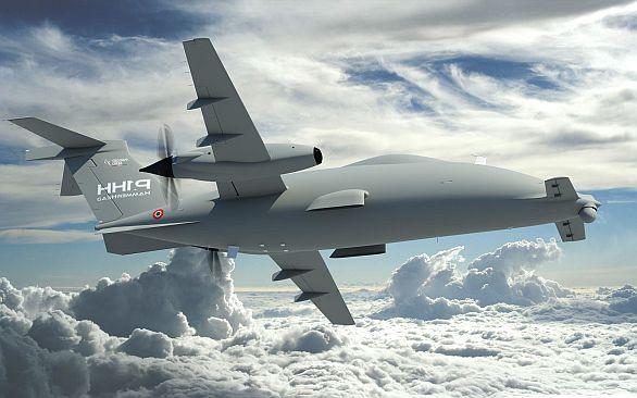 bezpilotní letoun P.1HH HammerHead
