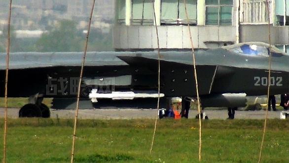 "Chengdu J-20 ""Mocný Drak"""