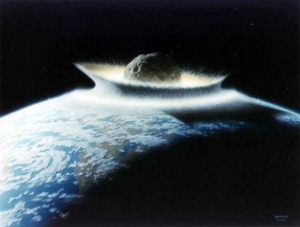 Obrana proti planetkám