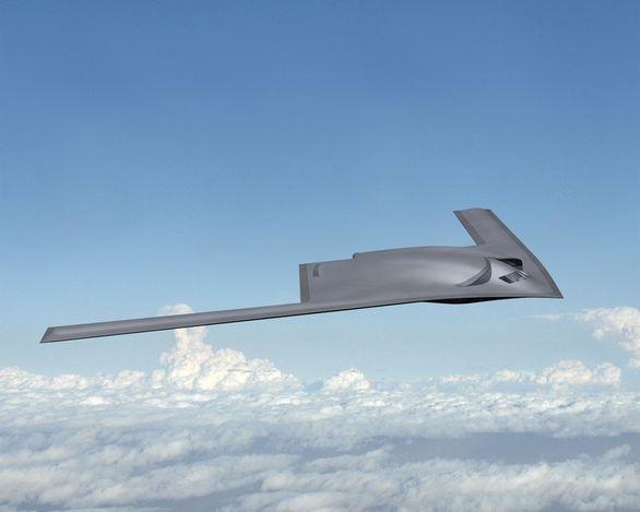Foto: Next-Generation Bomber / Boeing