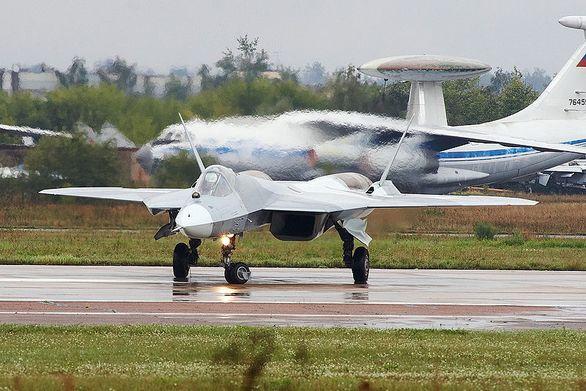 ruská stíhačka PAK FA