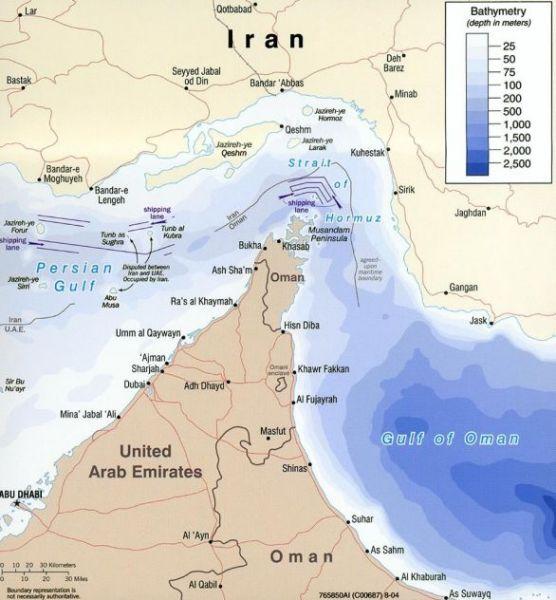Hormuzský průliv