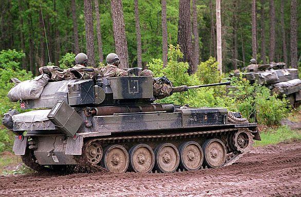Foto: Lotyši nakoupí obrněnou rodinu vozidel VR(T) (Combat Vehicle Reconnaissance (Tracked). / US Army foto