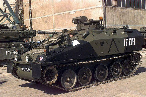 CVR(T) (Combat Vehicle Reconnaissance (Tracked)