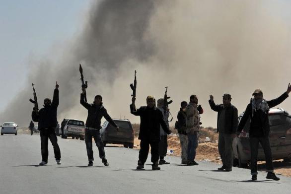 Foto: Po pádu Kaddáfío se Libye zmítá v chaosu; ilustrační foto / Public Domain