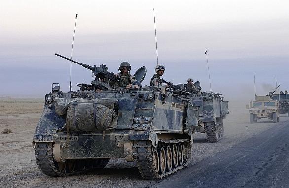 Foto: M113 je ikonou a slouží ve více než 50 zemích světa, včetně polské armády/ U.S. Army