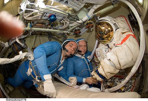 NASA stres