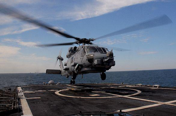 MH-60R Seahawk Romeo