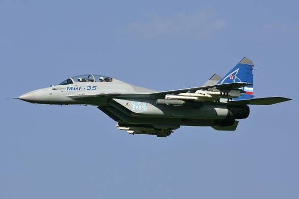Foto: MiG-35S (MiG-29M/M2) / Dmitriy Pichugin, GFDL 1.2