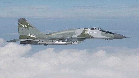 Foto: MiG-29SMT / Wikipedia