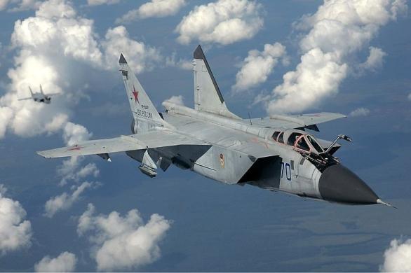 Foto: MiG-31 / Dmitriy Pichugin