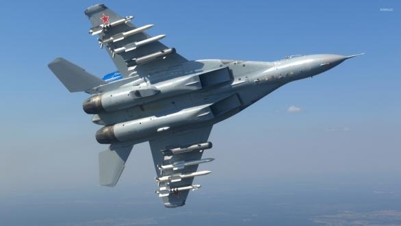 Foto: MiG-35; větší foto / OAK