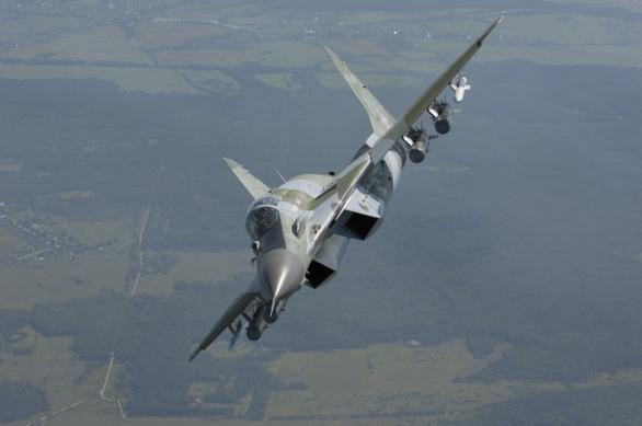 Foto: MiG-29SMT ruského letectva; větší foto / Ruské letectvo