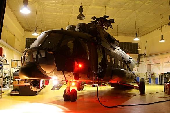 Modernizovaný Mi-171š