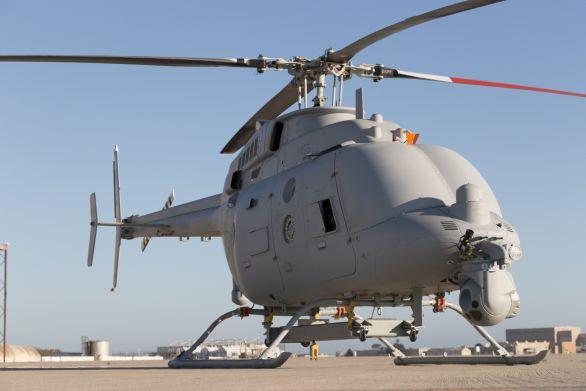 Foto: MQ-8C / Northrop Grumman