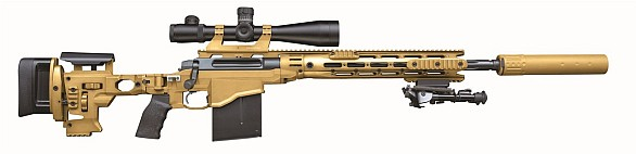 Remington Defense PSR